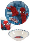 Set Vaisselle Spiderman