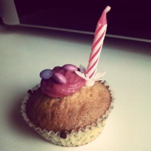 Cupcake Chouquette