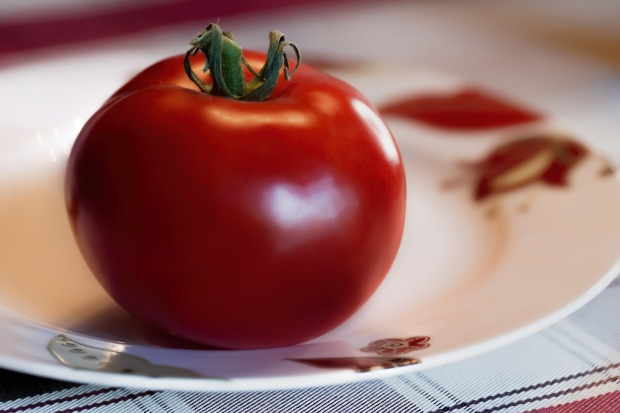 La tomate : pêché mignon de Chouchou !