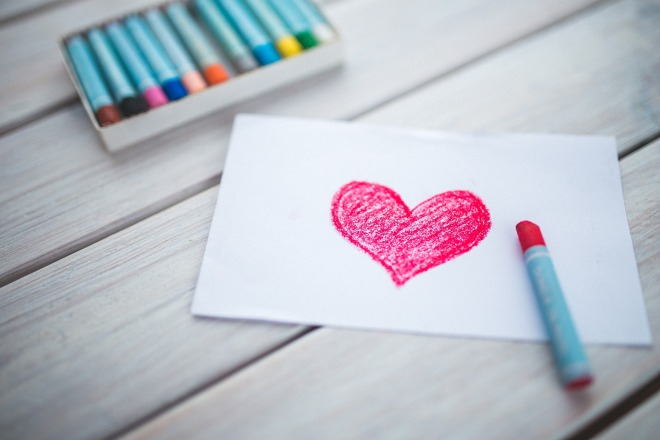 De l'amour en couleur