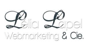 logo lelia lapel webmarketing & cie