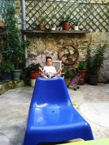 Médiation enfant et relaxation à la place de la sieste